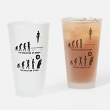 Trampoline Drinking Glass