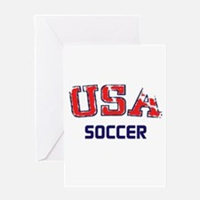 USA Sports Greeting Cards
