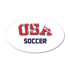 USA Sports Wall Decal