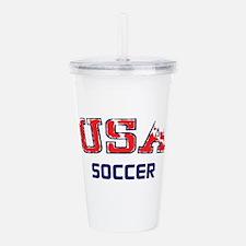 USA Sports Acrylic Double-wall Tumbler