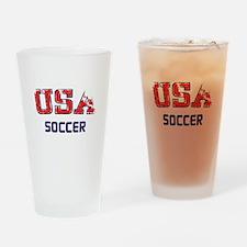 USA Sports Drinking Glass