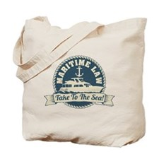 Arrested Development Maritime Law Tote Bag