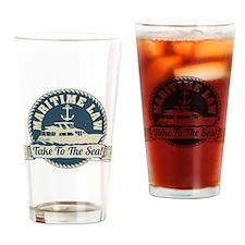 Arrested Development Maritime Law Drinking Glass