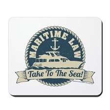 Arrested Development Maritime Law Mousepad
