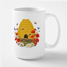 Beekeepers Large Mug Mugs