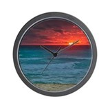 Ocean scene Basic Clocks