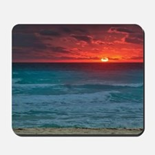 Sunset Beach Mousepad