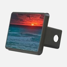 Sunset Beach Hitch Cover