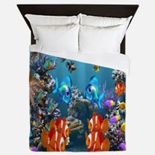 Under the Sea Queen Duvet