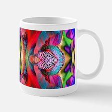 Cool Deep Kaleidoscope Colors Mugs