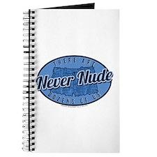 Arrested Development Never Nude Journal