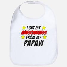 Awesomeness From Papaw Bib