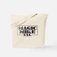 Magic Mike XXL - Black Logo Tote Bag