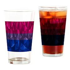 Bi Pride Drinking Glass