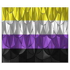 Nonbinary Pride Poster
