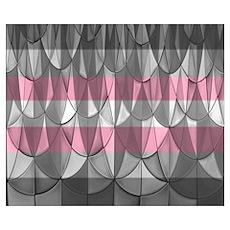 Demigirl Pride Poster