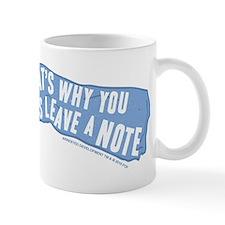 Arrested Development Leave a Note Mug