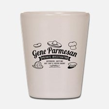 Arrested Development Gene Parmesan Shot Glass