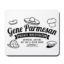 Arrested Development Gene Parmesan Mousepad