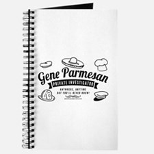 Arrested Development Gene Parmesan Journal