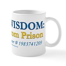 Arrested Development Caged Wisdom Mug