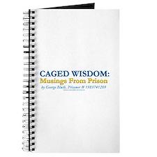 Arrested Development Caged Wisdom Journal