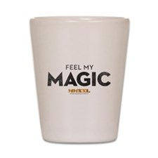 Feel My Magic Shot Glass
