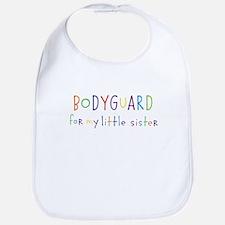 Bodyguard for my Little Sister Bib
