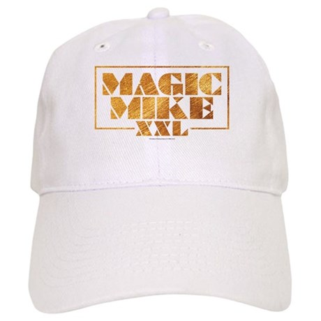 Magic Mike XXL - Gold Baseball Cap by MagicMikeXXL