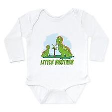 Funny Duo Long Sleeve Infant Bodysuit