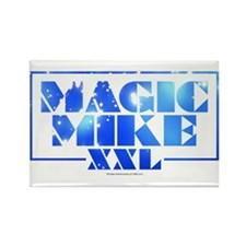 Magic Mike XXL - Blue Rectangle Magnet