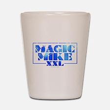 Magic Mike XXL - Blue Shot Glass