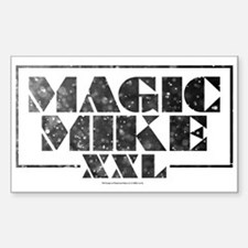 Magic Mike XXL - Black Decal