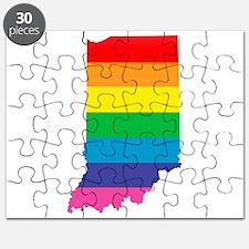indiana rainbow Puzzle