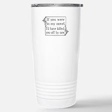 Unique Novel Travel Mug