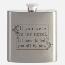 Cute Novels Flask