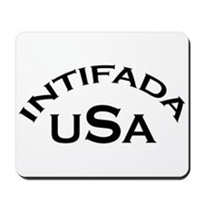 INTIFADA USA Mousepad