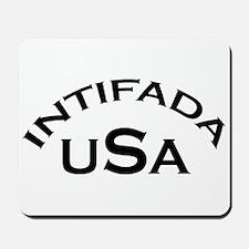 INTIFADA USA Mousepad