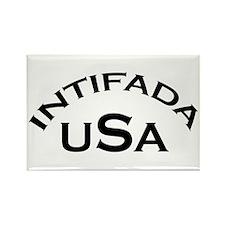 INTIFADA USA Rectangle Magnet