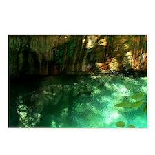 Secret Lagoons Postcards (Package of 8)