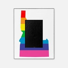 idaho rainbow Picture Frame