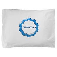 WWPD blue.jpg Pillow Sham