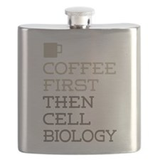 Coffee Then Cell Biology Flask