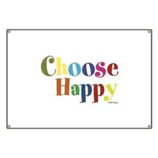 Choose Happy 01 Banner