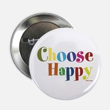 "Choose Happy 01 2.25"" Button"