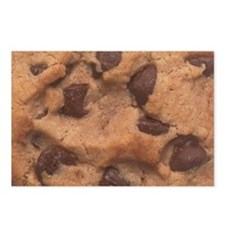 Chocolate Chip Cookie Postcards (Package of 8)