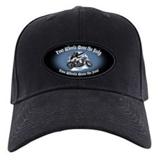 2 wheels III Baseball Hat