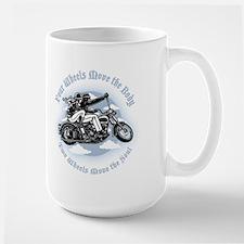 2 wheels III Mug