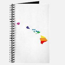 hawaii rainbow Journal