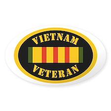 Vietnam Veteran Decal